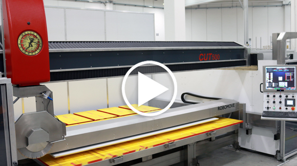 CNC BRIDGE SAW