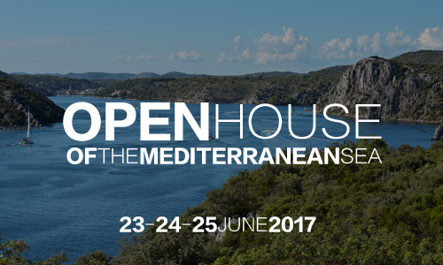 OPEN HOUSE OF THE MEDITERRANEAN SEA